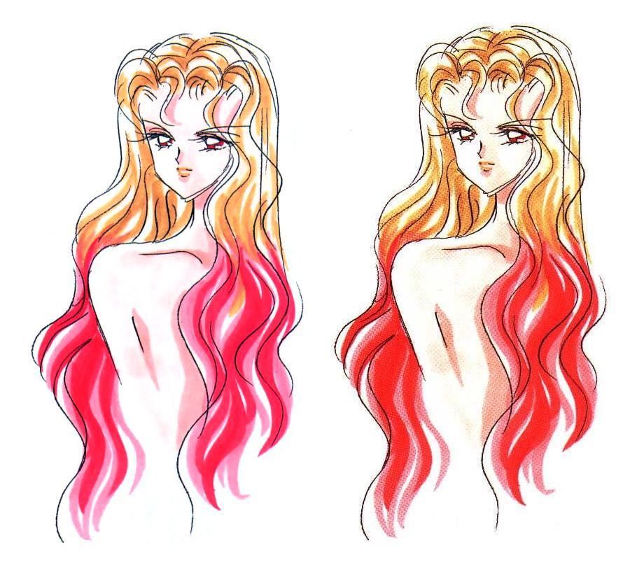 Sailor Galaxia Comparison By Moon-Shadow-1985 On DeviantArt