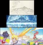 Moon Kingdom Castle-Palace City