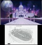 Moon Kingdom Castle (SMC Settei)