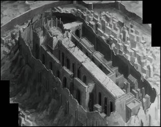 Moon Kingdom Castle-Palace City Ruins (SMC) by Moon-Shadow-1985