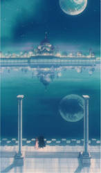View from Moon Palace's Waterways by Moon-Shadow-1985