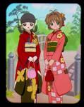 CCS - ep 62 - Kimono for Japanese New Year