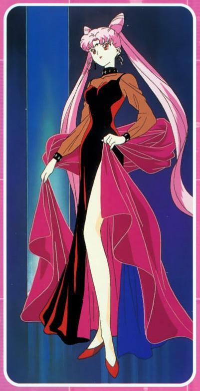 Black Lady (1992 Anime)