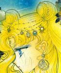 Moon Princess Serenity's Bling (Infinity Artbook)