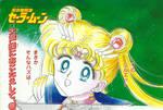 Sailor Moon's 2nd Tiara (1991 Manga)