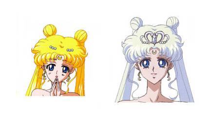Moon Princess-Neo Queen Serenity - Headshots (SMC)