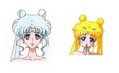 Moon Queen-Princess Serenity - Headshots (SMC)