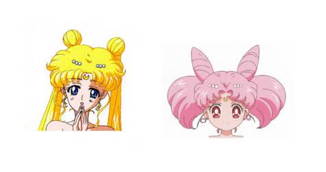Moon-Neo Princess Serenity - Headshots (SMC)