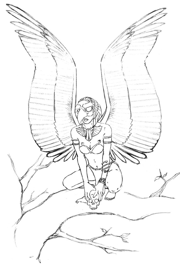 hawkman coloring pages - photo#14