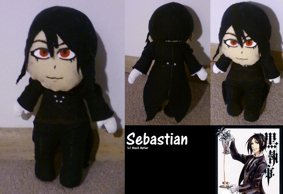 Sebastian by eternityOnlooker