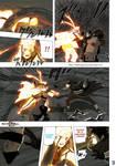 Naruto 609 : Pg 03 Color by Shonen-CG