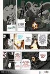 Naruto 609 : Pg 02 Color by Shonen-CG