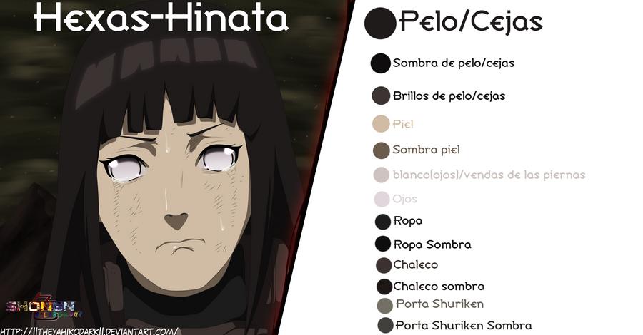 Nuevos: Hexas Hinata by Shonen-CG