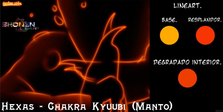 Nuevos: Chakra Kyubi by Shonen-CG