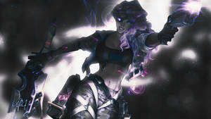 Psyops Samira - League of Legends