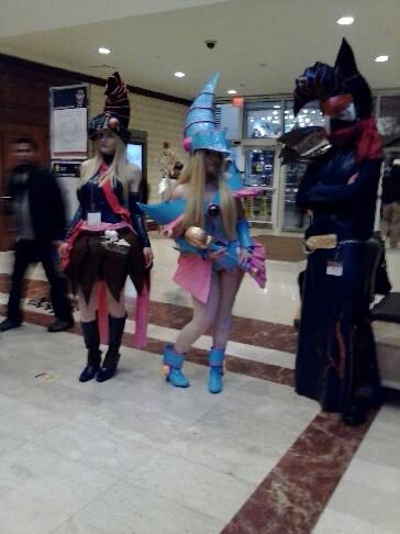 Dark Magicians - Anime Boston 2013