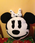 Minnie Mouse Character Pillow Plush - Xmas Gift