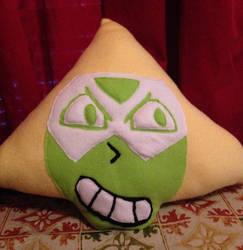 Peridot Character Pillow Plush - SOLD