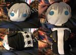 Kingdom Hearts Large Riku Tsum Commission by DantesTobari
