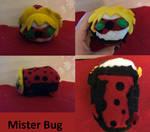 Miraculous Ladybug Mister Bug Stacking Tsum Plush