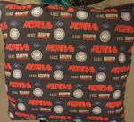 Overwatch Zarya Throw Pillow For Sale