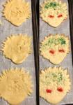 My Hero Academia Katsuki Bakugou Christmas cookies
