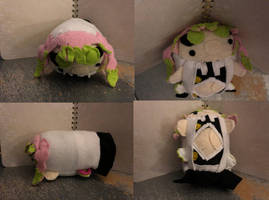 Demon Slayer Mitsuri Kanroji Plush For Sale