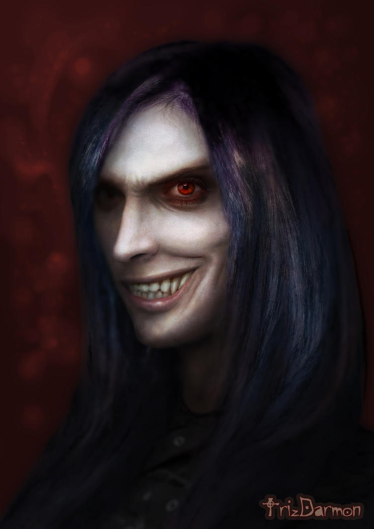Real Alucard 2 by TrizDarmon