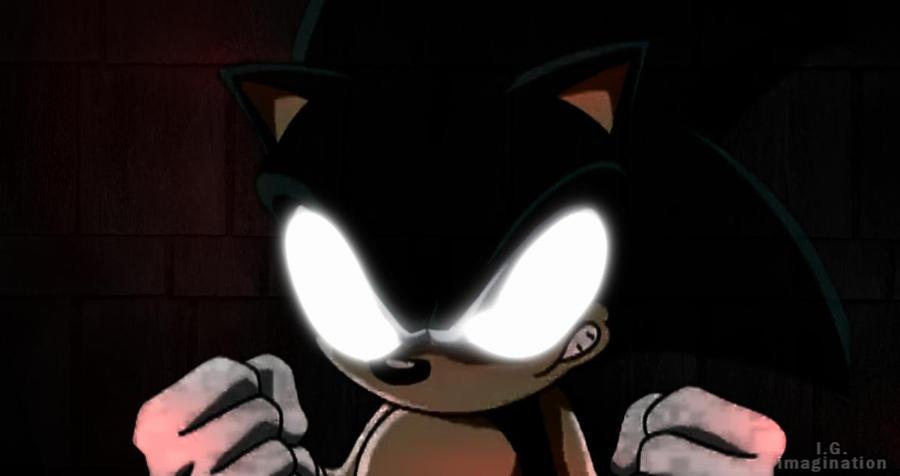 Dark Sonic Wallpaper 4 By I G Imagination