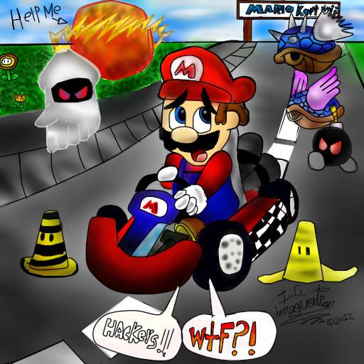 Download Free Mario Kart Wii Hacked Symbols Egyptlimi