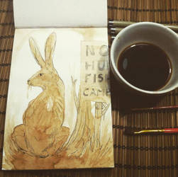 Coffee Hare