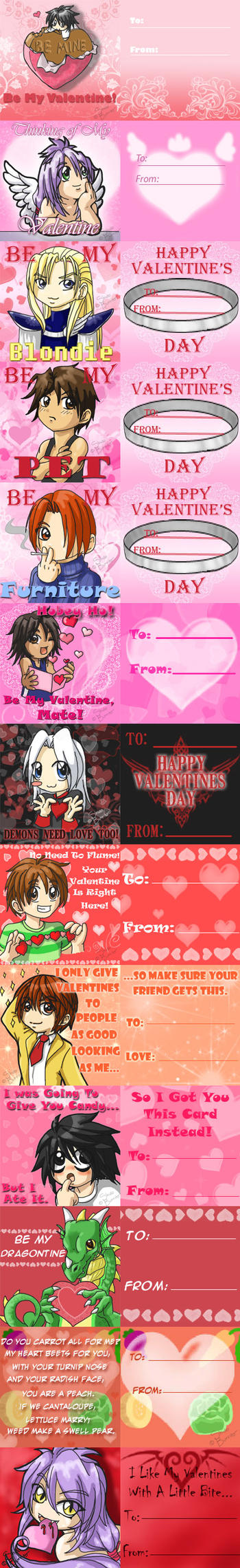 Valentines for All by shido-burrito
