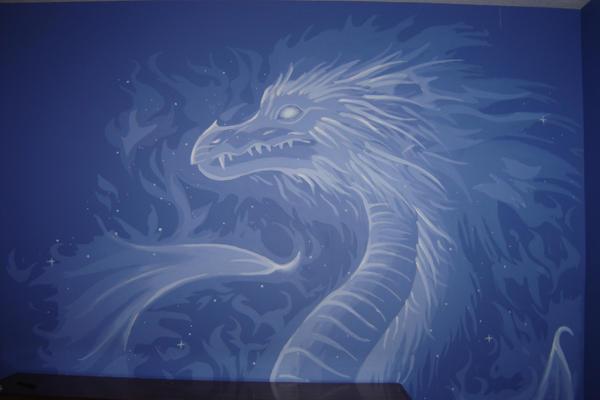 Bedroom Wall Mural By Shido Burrito ...