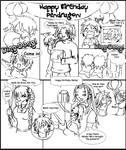 Happy Birthday Pendragon pg 1