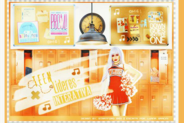 Teen Lideres - Interativa by StratfordwsX
