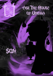 Ask The House of Umbra - Teaser Poster 1 by partiallyBatty