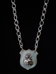 heart necklace by helterbraegen