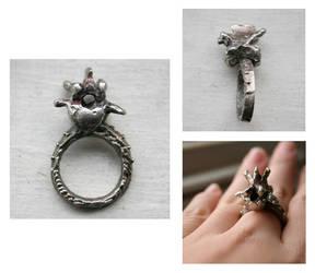 vertebrae ring by helterbraegen