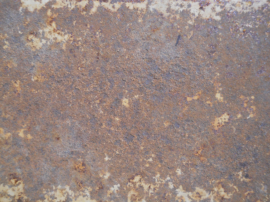 Rusty Metal Texture by sdwhaven
