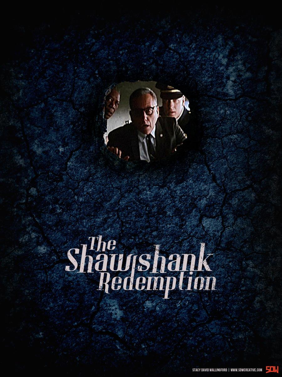 Shawshank redemption escape scene essays