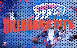 Oklahoma City Thunder Wallpaper by sdwhaven