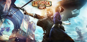 BioShock Infinite by gamergaijin