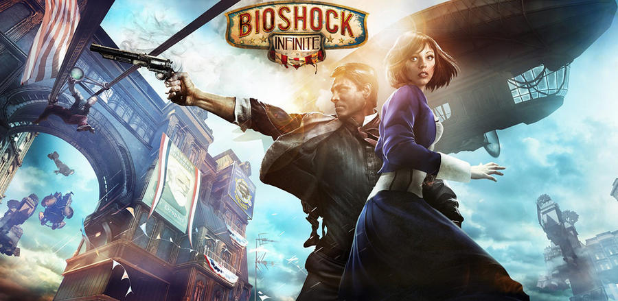 BioShock Infinite by gamergaijin