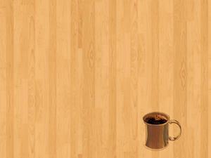 Wood Coffee cup