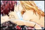 Sasodei Hot Kiss