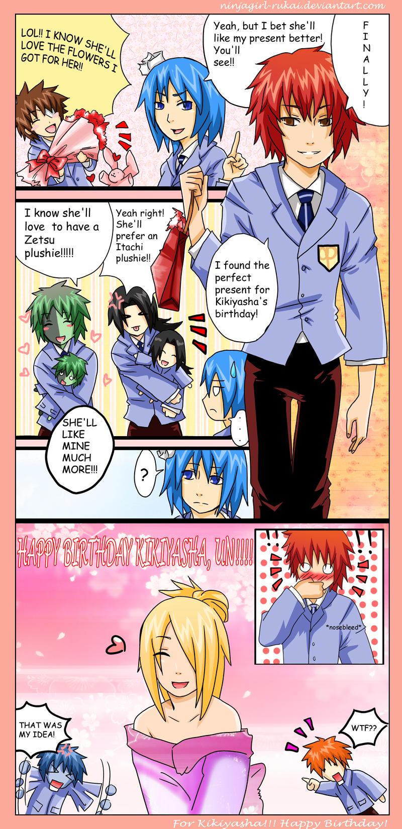 Funny Akatsuki Comics #9