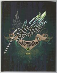 Al Rio Tribute Art Book Volume 3 by AlRioArt