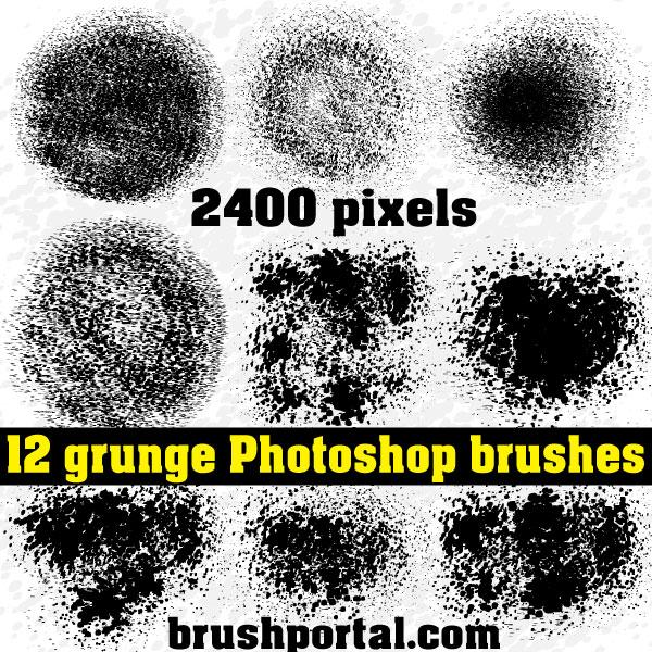 Grunge Brush Illustrator