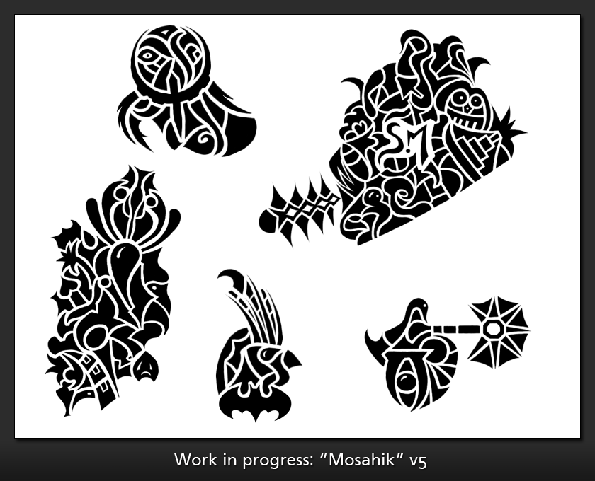 WIP: Mosahik v5 by AeonOfTime