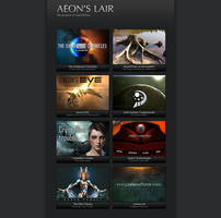 Aeon's Lair 2011 by AeonOfTime